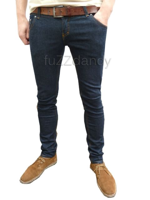 Ronnie - Super Skinny Jeans (indigo denim)